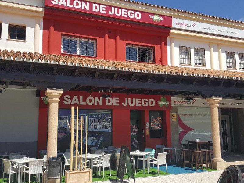Licencias para locales en Marbella